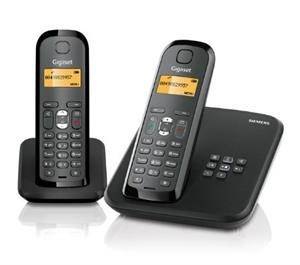 Gigaset AS285 DUO Cordless Telephone
